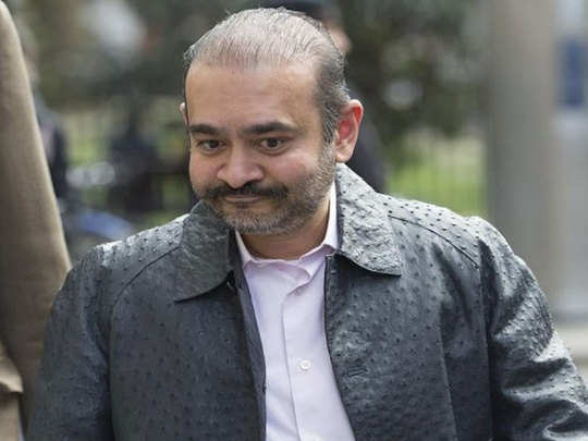 जेल में बंद है नीरव मोदी