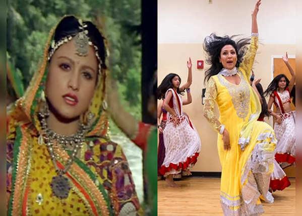 विदेश में डांस सिखाती हैं चांदनी
