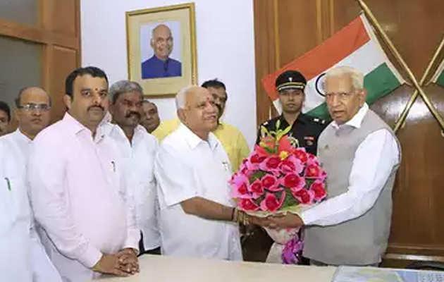 कर्नाटक: बीएस येदियुरप्पा ने बदली अपने नाम की स्पेलिंग, अंकशास्त्रियों ने दी सलाह