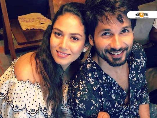 mira rajput posts photo of her vogue magazine photo shoot with husband shahid kapoor