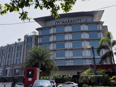 चंडीगढ़ स्थित जेडब्ल्यू मैरियट होटल