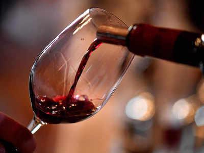 रेड वाइन करती है स्ट्रेस कम करने में मदद