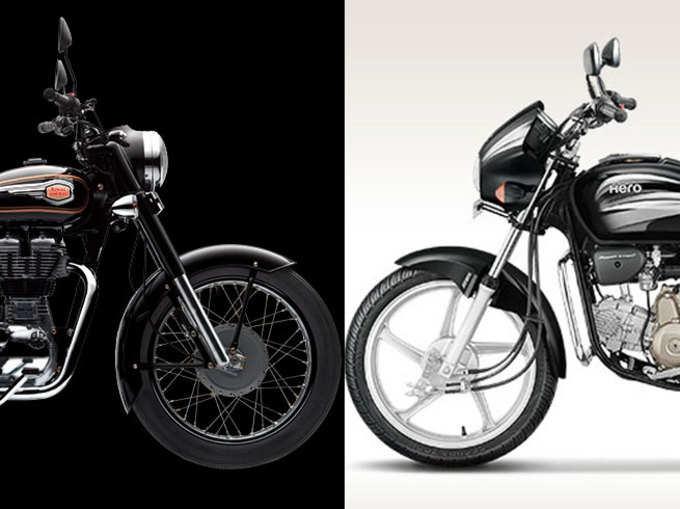 बुलेट, स्प्लेंडर, पल्सर... सालों से इन 8 बाइक का राज