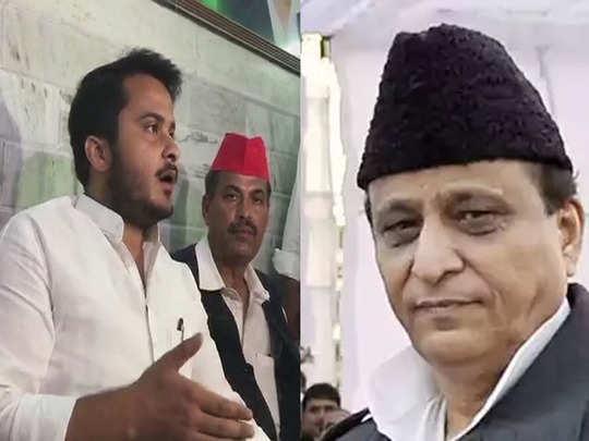 आजम खान के बेटे के खिलाफ FIR