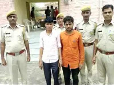 पुलिस के दबाव के बाद छोड़े गए नरपत सिंह और उनका भाई