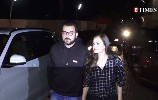 पति साहिल से अलग हो गईं दीया मिर्जा, सोशल मीडिया पर की घोषणा