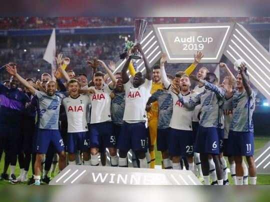 audi cup winner 2019