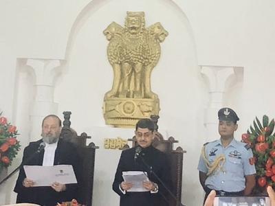 आरएन रवि नागालैंड के 20वें राज्यपाल हैं