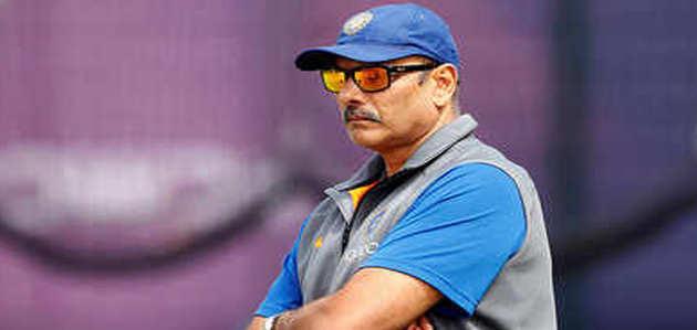 रवि शास्त्री को फिर बनाया जा सकता है भारतीय क्रिकेट टीम का कोच