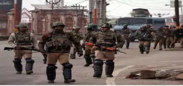 जम्मू-कश्मीर में जवानों की तैनाती आंतरिक सुरक्षा के मद्देनज़र: गृह मंत्रालय