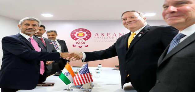 अमेरिकी मध्यस्थता पर भारत की दो टूक,  कहा- कश्मीर पर बात होगी तो सिर्फ पाकिस्तान से