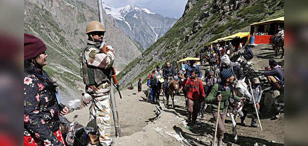 जम्मू कश्मीर: सीमावर्ती इलाकों में रैपिड ऐक्शन फोर्स भेजा गया