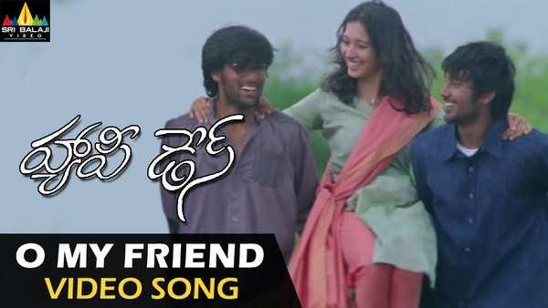 happy days telugu movie o my friend full video song