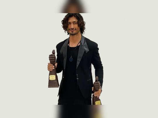 अभिनेता विद्युत जामवालने चीनमध्ये पटकावला पुरस्कार