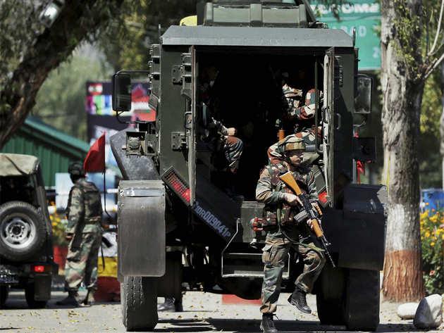 भारतीय सेना को मिली बड़ी सफलता (फाइल फोटो)