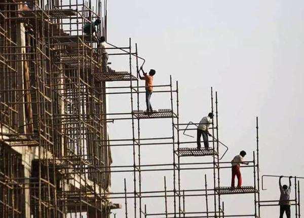 निर्माण मजदूर