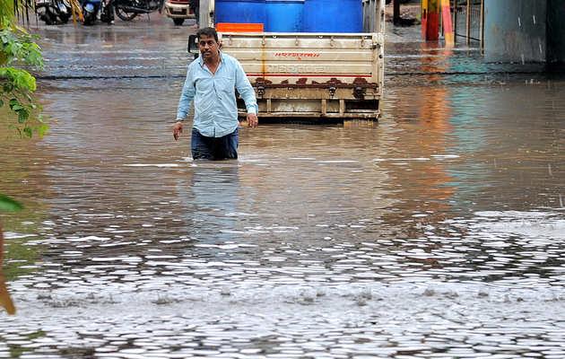 IMD ने महाराष्ट्र में भारी बारिश का अलर्ट किया जारी