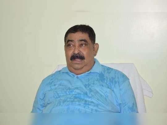 Anubrata Mondal returned Bolpur from Kolkata with a new look