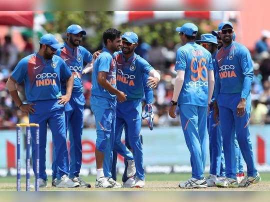 India Vs WI