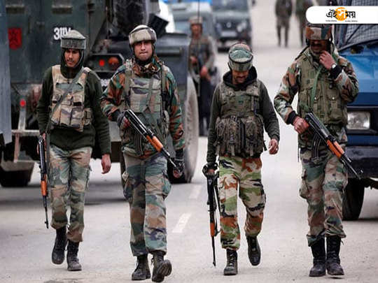 Build-up continues, more troops sent to Jammu and Kashmir's sensitive areas