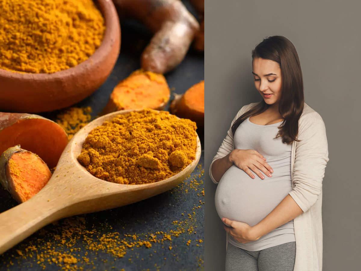turmeric in pregnancy: प्रेग्नेंसी में हल्दी के ज्यादा सेवन से बचें,  Miscarriage का है खतरा - excess use of turmeric during pregnancy increases  the risk of miscarriage | Navbharat Times
