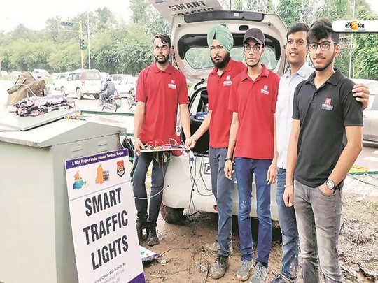 -D Smart Traffic Signal