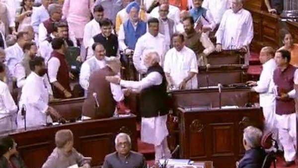 rajya sabha passes jk reorganisation bill