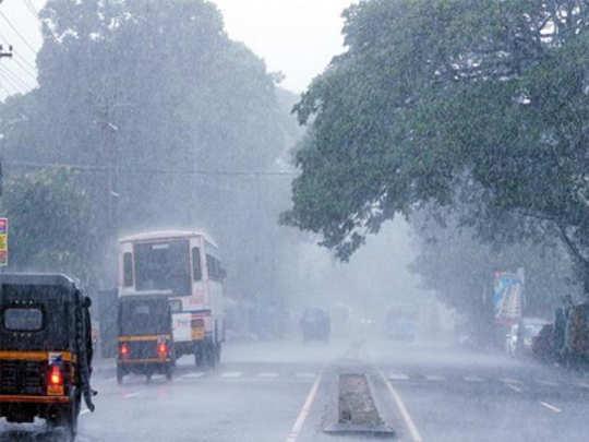 जळगाव जिल्ह्यात पाऊस पन्नाशीपार