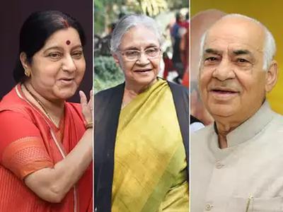 दिल्ली ने पिछले एक साल के भीतर अपने तीन मुख्यमंत्री खो दिए हैं