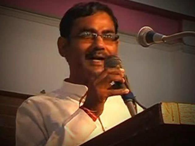 विक्रम सैनी (फाइल फोटो)
