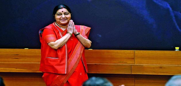 पूर्व विदेश मंत्री सुषमा स्वराज का 67 साल की उम्र में दिल का दौरा पड़ने से निधन
