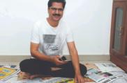 शफीक उल हसन: फेक न्यूज को देते हैं मात, लोगों का रोज कर...