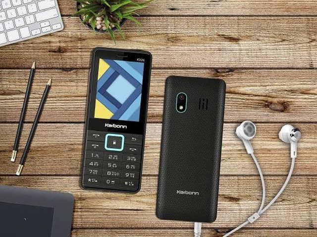 Karbonn ने लॉन्च किए 4 नए फीचर फोन, शुरुआती कीमत 700 रुपये
