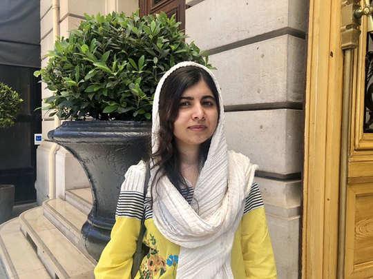 मलाला ने कश्मीर में शांति की अपील की