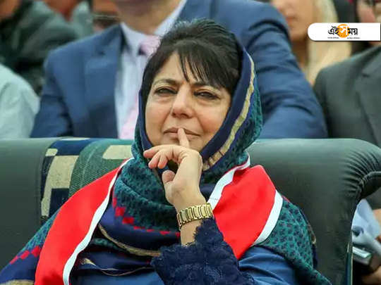 has arrested former j&k chief minister has askef two of her mps to resign from rajya sabha