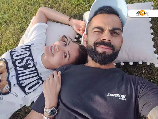 happy couple anushka sharma and virat kohli go on a desi indian lunch date in guyana, west indies