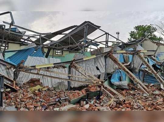 Kovai_building collapse.