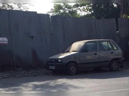रस्तावरबेवारस कार