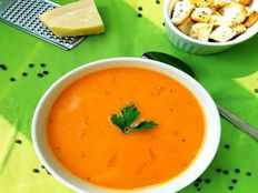 does tomato soup makes you gain weight or lose weight