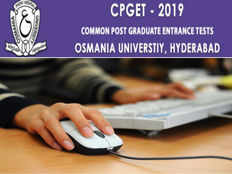 osmania university has released cpget 2019 entrance test results download rank card here