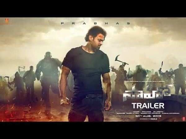 prabhas saaho trailer is out