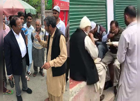 जम्मू-कश्मीर में 'मिशन अमन' पर अजित डोभाल