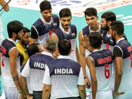 भारतीय वॉलीबॉल