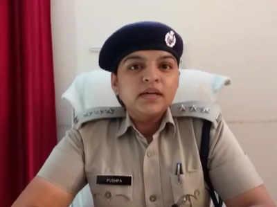 जींद डीएसपी पुष्पा