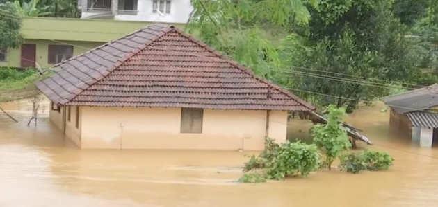 केरल में भारी बारिश का कहर, वायनाड में अब तक नौ लोगों की मौत