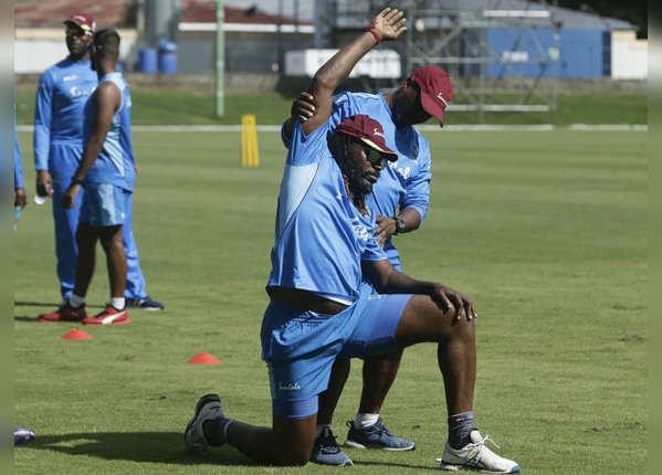 पहले कैरेबयाई खिलाड़ी