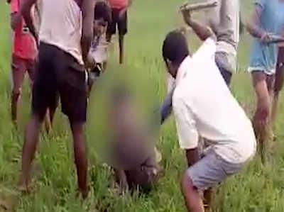 पटना में बच्चा चुराने के संदिग्ध को भीड़ ने पीट-पीटकर मारा
