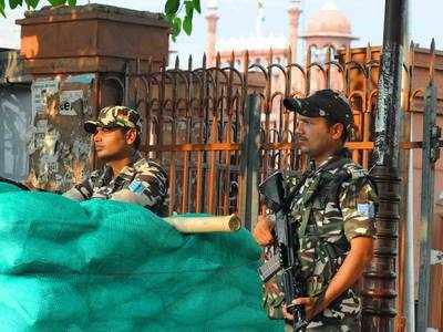 आतंकी हमले के बाद देशभर में पुलिस और सुरक्षा बल अलर्ट हैं