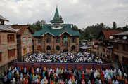 बकरीद पर जम्मू-कश्मीर में शांति, राज्य में फिर घूमे NSA...