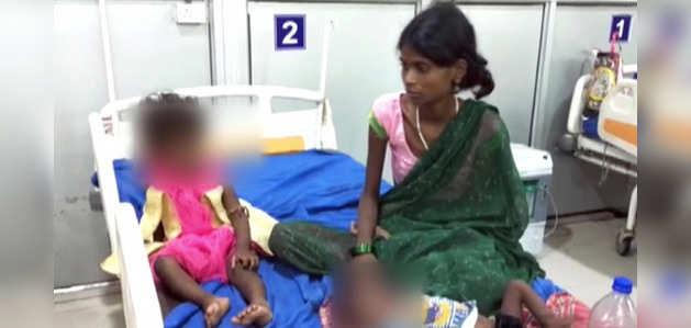 बिहार: नालंदा में टीबी के इलाज को नहीं थे पैसे, दो मासूम बच्चों को बेचने निकल पड़ी मां